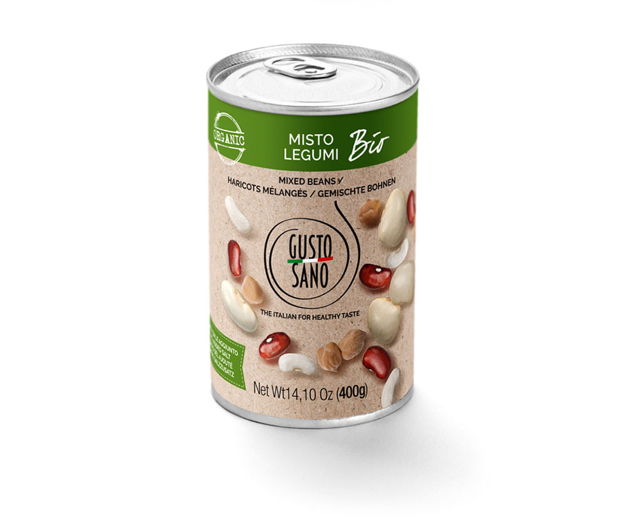 Organic Mixed Beans